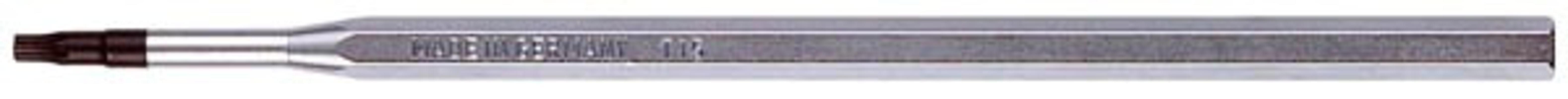 Momenttiruuvitaltankärki 3,0 x 0,5mm - Momenttiruuvitaltankärki 3,0 x 0,5mm