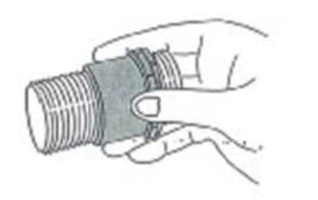 Leikkuri muoviputkille max Ø 37 mm, Muromoto