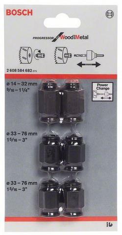 Reikäsaha-adapterisarja, Bosch - Reikäsaha-adapterisarja