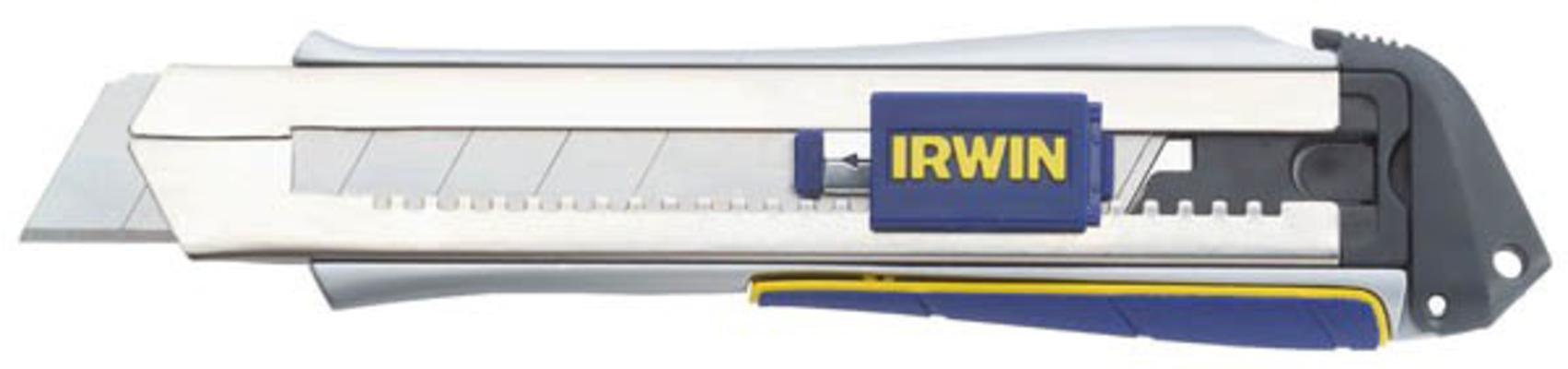 Katkoteräveitsi 25 mm, Irwin Pro-Touch - Katkoteräveitsi 25 mm