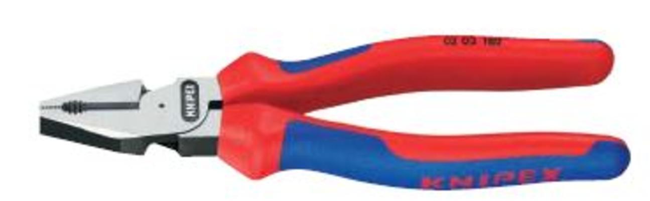 Linjapihdit (pitkä malli), 2K 225 mm, Knipex - Linjapihdit (pitkä malli), 2K 225 mm