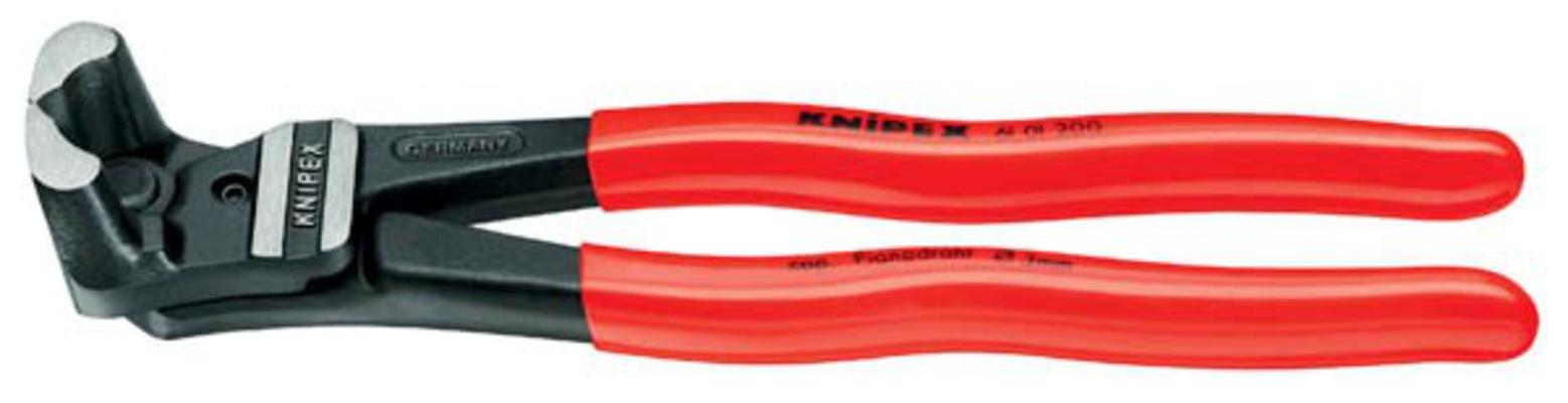 Voimapäätyleikkuri 200 mm, Knipex