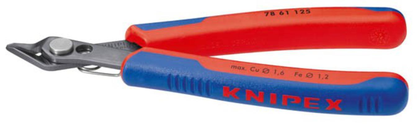 Sivuleikkurit - pinnasta leikkaavat - 125 mm, Knipex