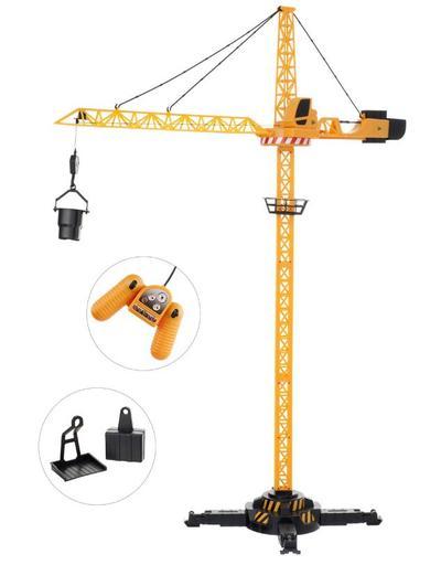 JCB ohjattava torninosturi - JCB ohjattava torninosturi