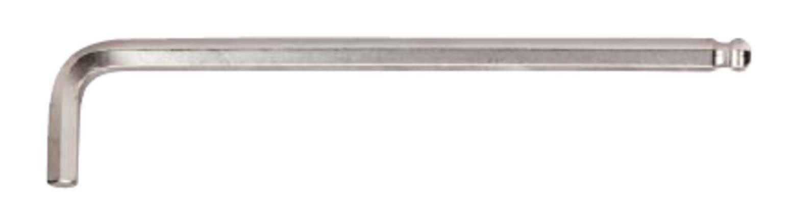 Kuusiokoloavain 6,0 mm, pallopää - King Pro Tools