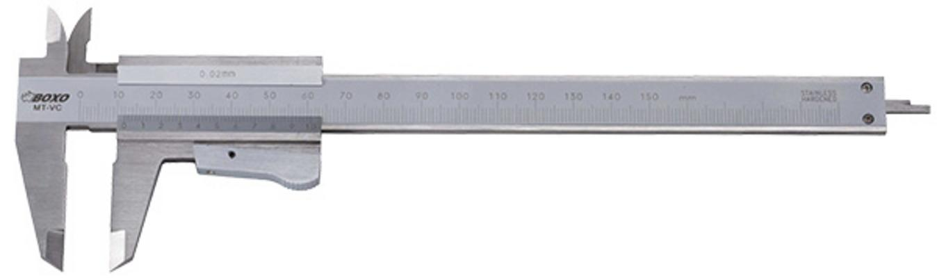 Työntömitta 150 mm, Boxo - Työntömitta 150 mm, Boxo