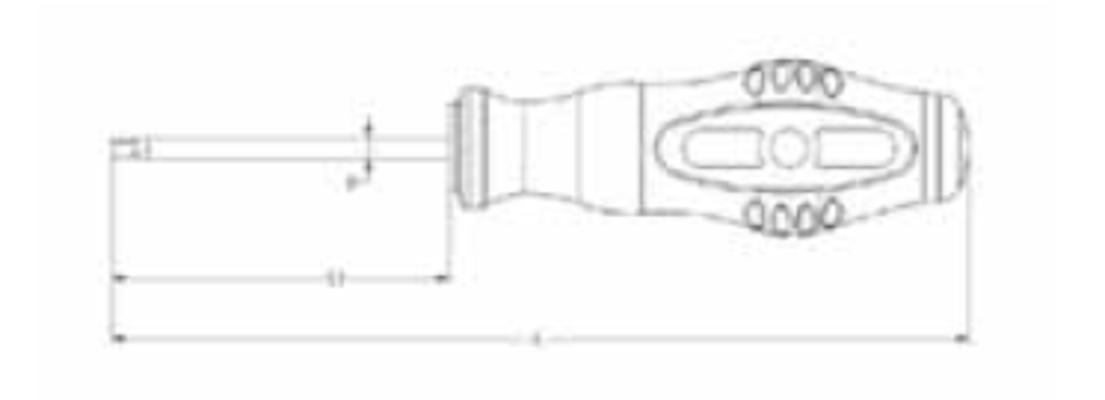 Torx-ruuvitaltta T27, Boxo