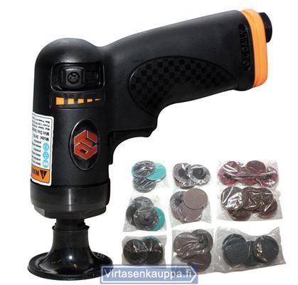 Roloc Lock -hiomakone 54106 + laikat 50 mm