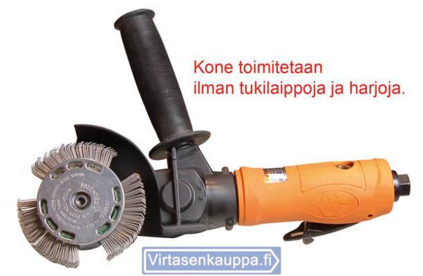 Pinnanpuhdistuskone, Pneutrend - Pinnanpuhdistuskone