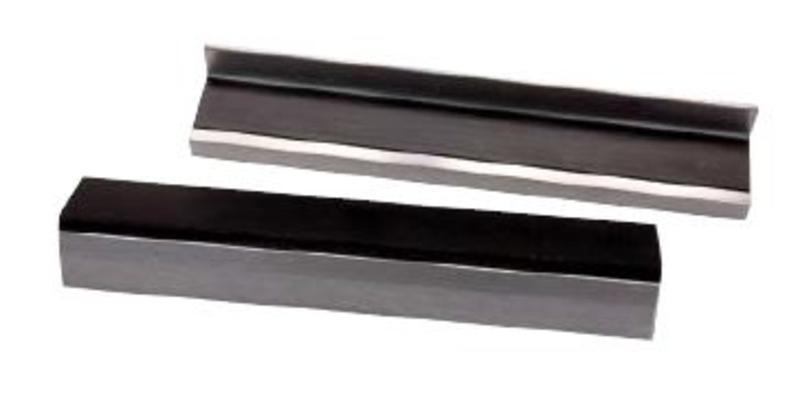 Suojaleuat - alumiini/kumi (magneetti), Scangrip - 100 mm