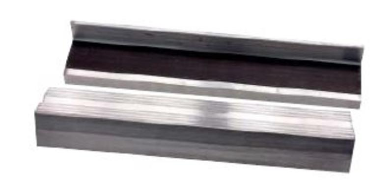 Ruuvipuristimen suojaleuka - alumiini, Scangrip - 100 mm