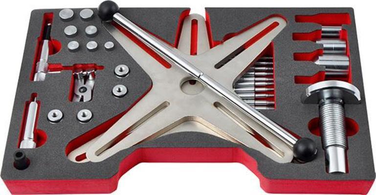 Työkalusarja itsesäätyville kytkimille, XL-Tools - Työkalusarja itsesäätyville kytkimille, XL-Tools