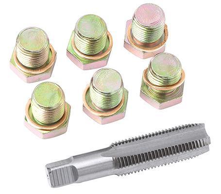 Öljytulpan korjaussarja, XL Tools - Öljytulpan korjaussarja, XL Tools