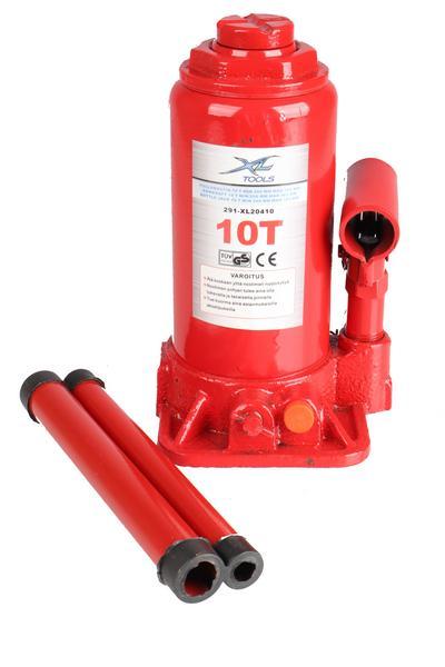 Hydraulinen pullonostin 10 t, XL Tools
