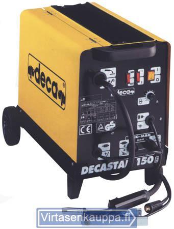 Hitsauskone Decaster 150E, Deca