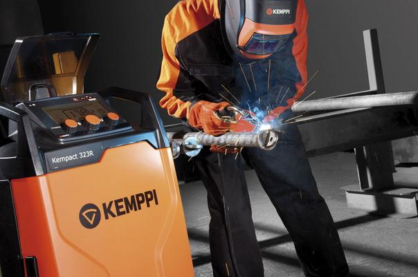 Kempact 323R hitsauslaite MIG / MAG, Kemppi - Kempact 323R hitsauslaite MIG / MAG, Kemppi