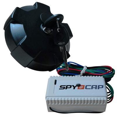 SpyCap -varashälytin kuorma-auton polttoainetankkiin - SpyCap -hälytin GSM-asemalla