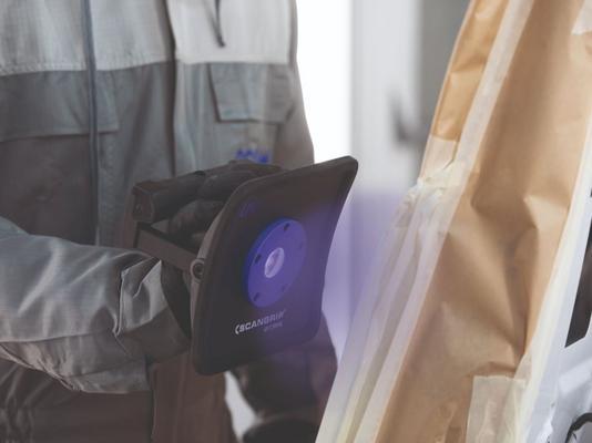 Ladattava UV-työvalo Nova UV-S   Scangrip - Ladattava UV -työvalaisin Nova UV-S, Scangrip