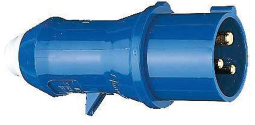 CEE- pistoke 230 V / 16 A, Brennenstuhl - CEE- pistoke 230 V / 16 A