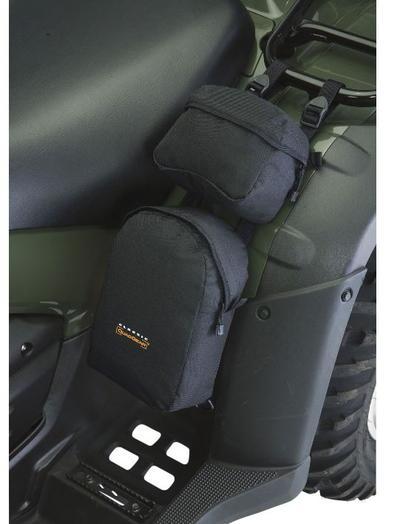Säilytyslaukku mönkijän lokasuojaan, Classic Quadgear Extreme - Säilytyslaukku mönkijän lokasuojaan