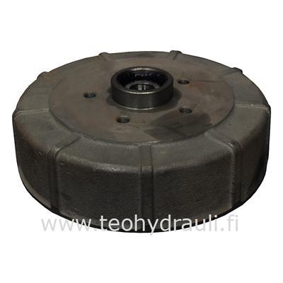 Jarrurumpu GKN 1800 kg 5x112 (250x40 30206/30207 42-72-10)