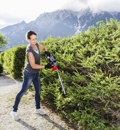 Akkukäyttöinen pensasleikkuri HT 2050 Easyflex runko, AL-KO