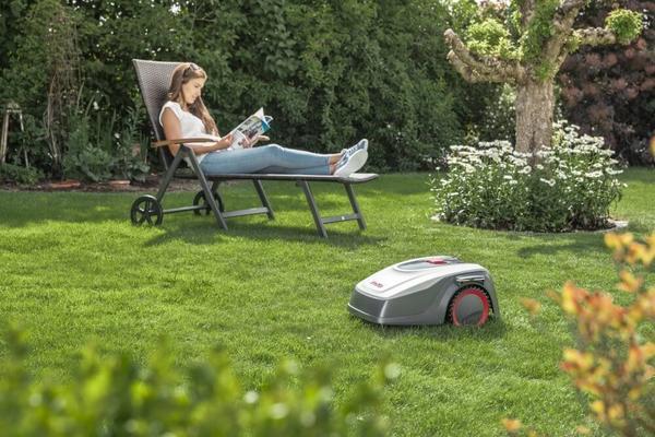 Robottiruohonleikkuri Robolinho 500 WiFi, AL-KO