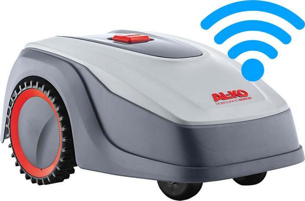 Robottiruohonleikkuri Robolinho 1150 WiFi, AL-KO