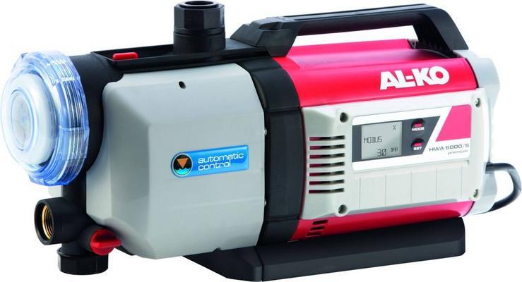 Puutarhapumppu HWA 6000/6 Premium 1400 W, AL-KO
