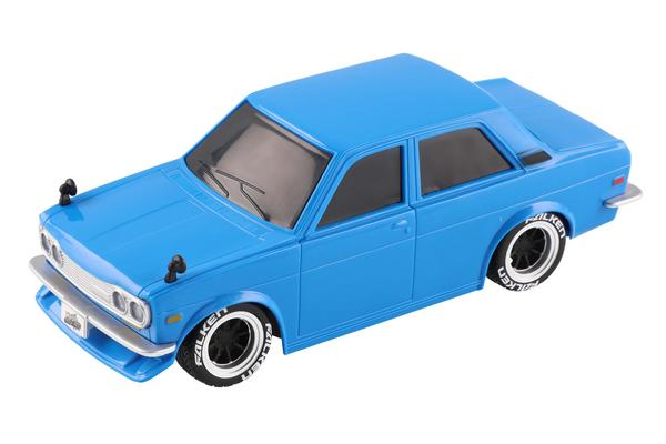 Kauko-ohjattava Datsun 510, Maisto Tech