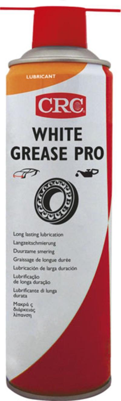 Litiumrasva White Grease Pro, CRC - Litiumrasva White Grease Pro