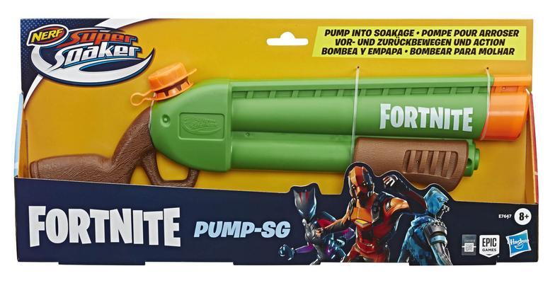 Super Soaker Fortnite vesipyssy, Nerf