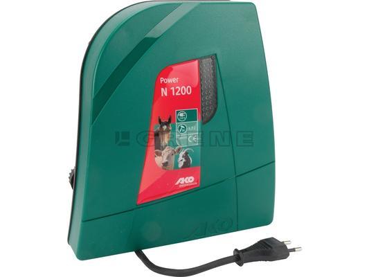 Sähköpaimen Power N 1200, Ako - Akkupaimen Power N 1200