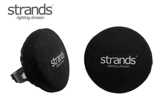 Kiveniskusuoja lisävaloille, Strands (1kpl) - Kivisuoja lisävaloille, Ø 150-170 mm