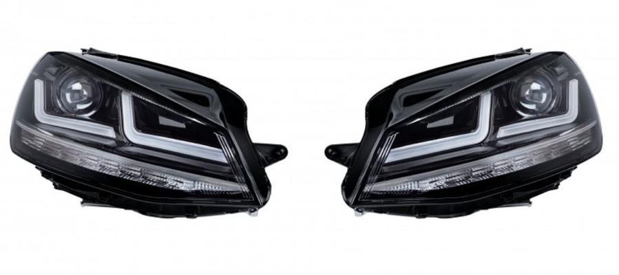 Led-ajovalot LEDriving (Volkswagen Golf VII), Osram - Led-ajovalo, halogeeniumpion tilalle (Chrome Edition)