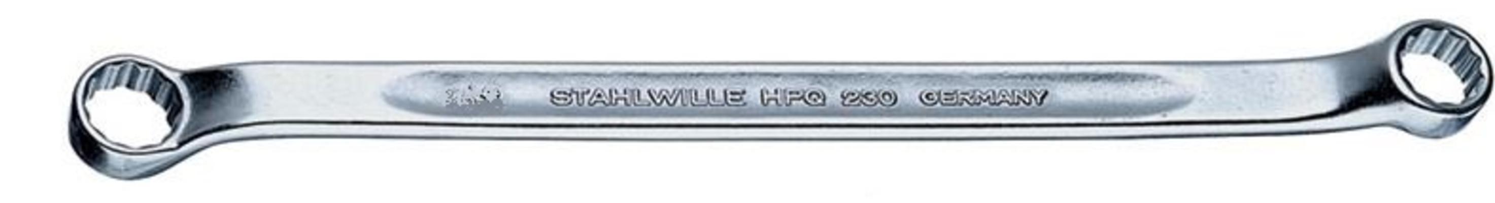 """Silmukka-avain (tuuma), Stahlwille - Silmukka-avain 1/4 x 5/16"""", pituus 180 mm"""