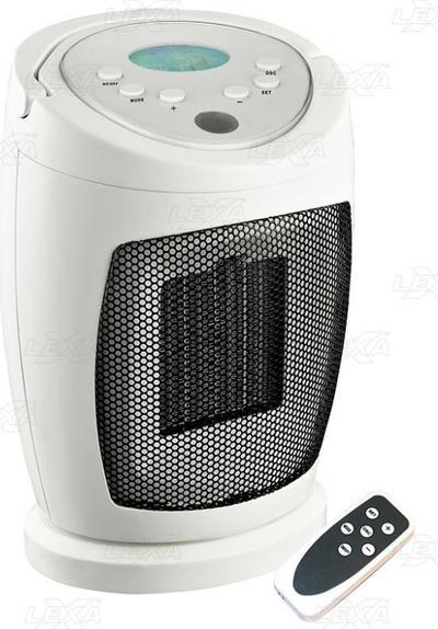 Oskilloiva lämpöpuhallin kaukosäätimellä, Lexxa - Oskilloiva lämpöpuhallin kaukosäätimellä