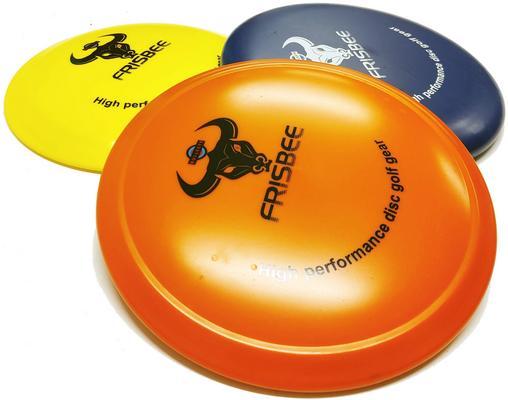 Frisbeegolf kiekkosetti (3 kiekkoa), Bullseye
