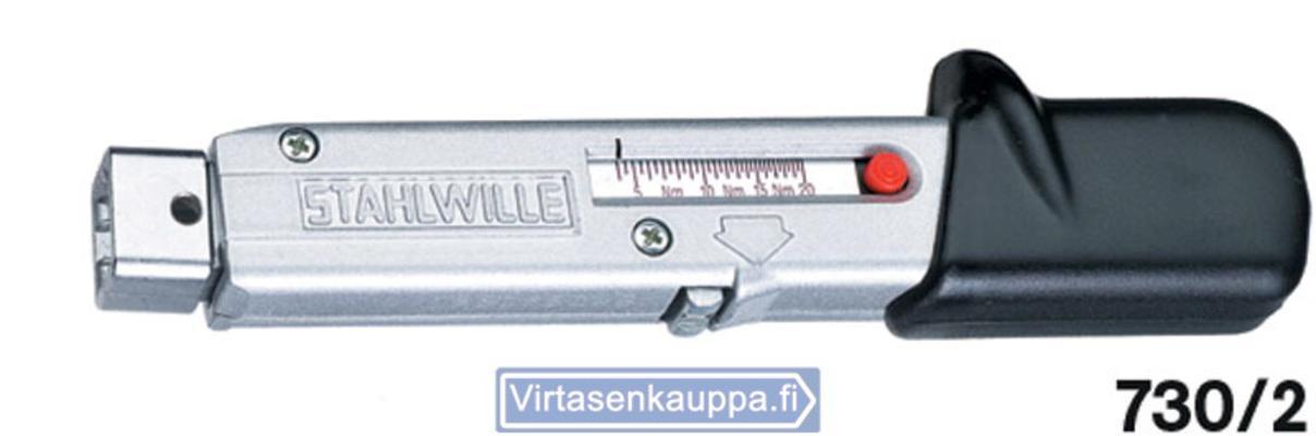 Momenttiavain (4-20 Nm), Stahlwille - Momenttiavain, Stahlwille 730/2