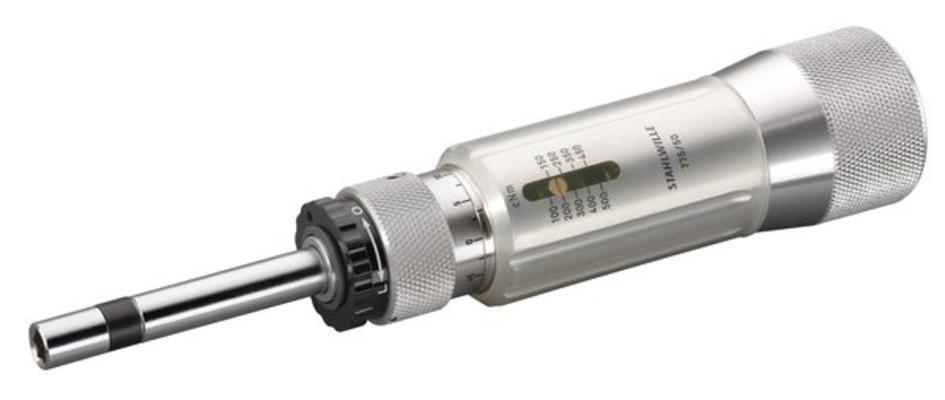 Momenttiruuvitaltta (2-30 cNm), Stahlwille - Momenttiruuvitaltta TORSIOMAX 775/3