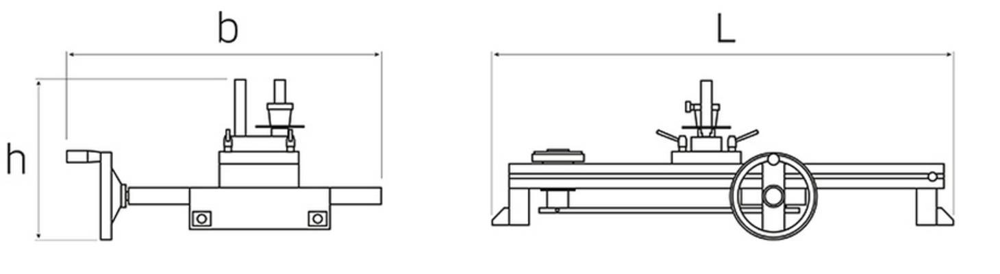 Testijigi (0,2 - 400 Nm), Stahlwille 7791 - Testijigi (0,2 - 400 Nm),