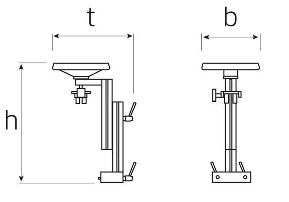 Testijigi momenttiruuvitaltoille, Stahlwille 7791-2 - Testijigi momenttiruuvitaltoille