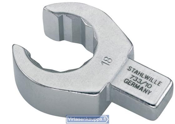 Avosilmukka vaihtopää momenttiavaimeen 10 mm Stahlwille