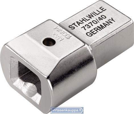 Vaihtopääliitin momenttiavaimeen 14X18-9X12 Stahlwille