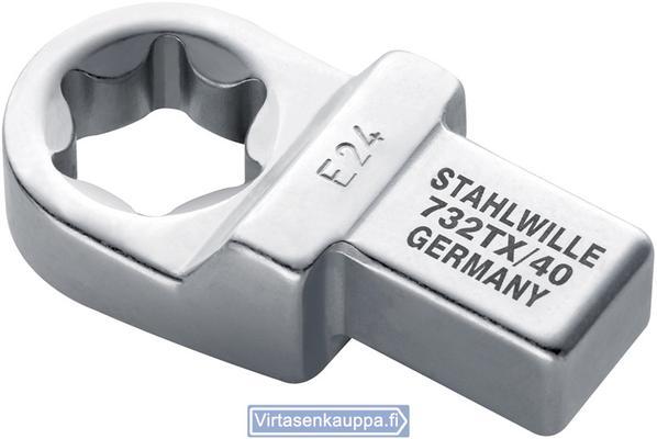 Torx vaihtopää momenttiavaimeen 14x18 E14 Stahlwille