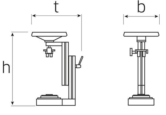 Testijigi momenttiruuvitaltoille, Stahlwille 7790 - Testijigi momenttiruuvitaltoille