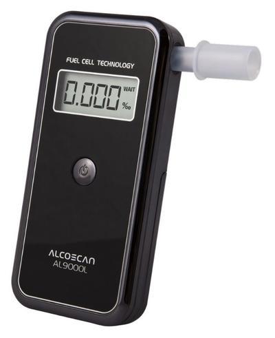 Alkometri AL9000 L, Alcoscan - Alkometri AL9000 L