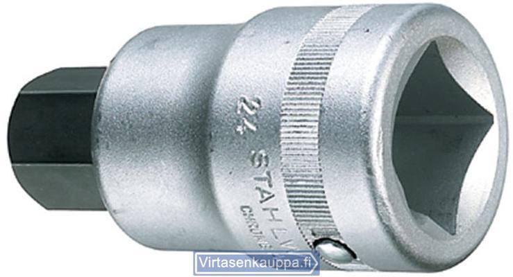 Inhex-hylsyavain 64, Stahlwille - Avainväli 14 mm, pituus 85 mm