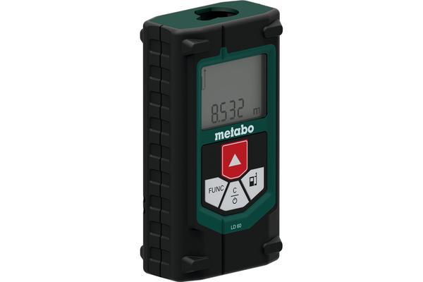 Laser etäisyysmittari LD 60, Metabo