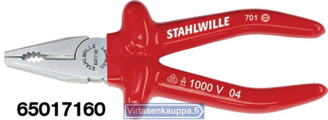 Linjapihdit 160 mm, Stahlwille - Linjapihdit 160 mm